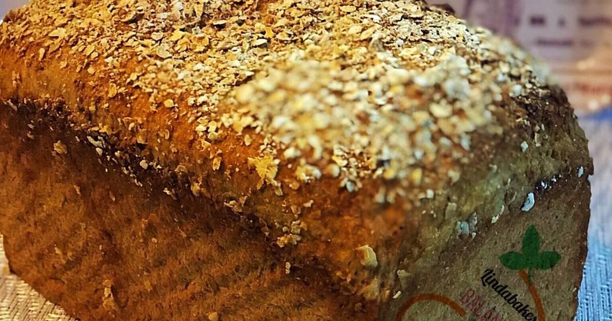 Bánh mỳ yến mạch mật ong (Honey Oat Bread) cho bữa sáng tràn đầy năng lượng!