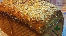 Hình ảnh món Bánh mỳ yến mạch mật ong (Honey Oat Bread) cho bữa sáng tràn đầy năng lượng!