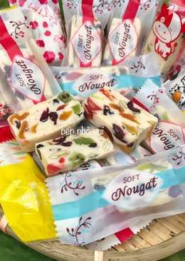 Kẹo Nougat Ngọt Ngào
