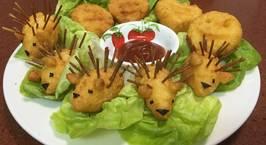 Hình ảnh món Porcupine Potatoes