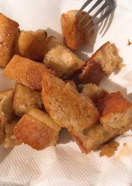 Snack bơ đường