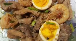 Hình ảnh món Thịt kho tôm trứng
