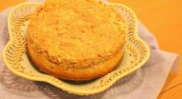 Hình ảnh món Apple streussel cake