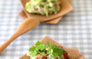 Salad quả bơ Mexico (Guacamole )