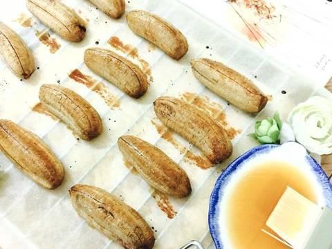 Chuối nướng mật ong recipe step 5 photo
