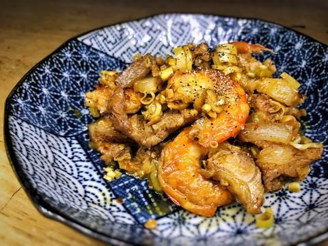 Tôm thịt rim ngẫu hứng recipe step 7 photo