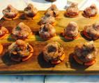 Hình ảnh bước 10 Bún Thịt Củ Từ, Khoai Lang Tím