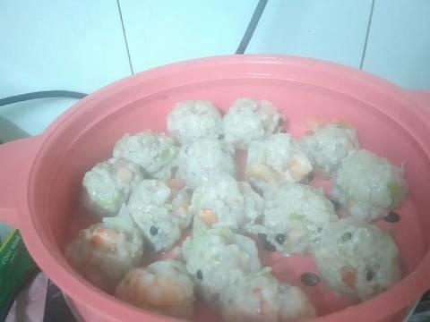 Há cảo tôm thịt recipe step 2 photo
