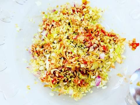 Má heo xào xã ớt recipe step 2 photo