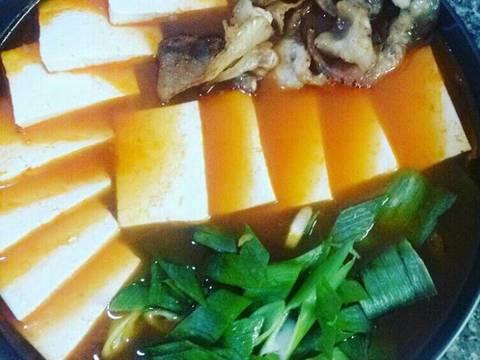Lẩu Kim Chi recipe step 4 photo