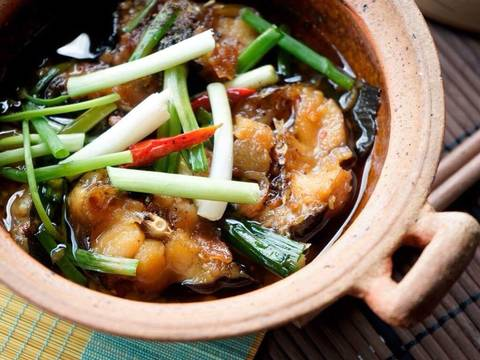Cá lóc kho tộ recipe step 4 photo