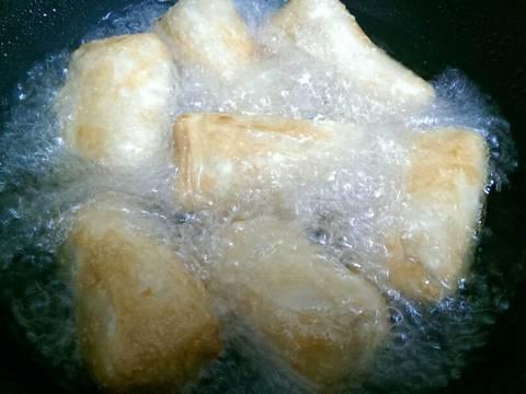 Gỏi Mì Căn Chay (Gỏi Gà Chay) recipe step 3 photo