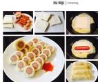 Hình ảnh bước 3 Trứng Cuộn Phomai