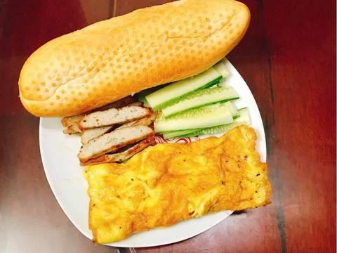 Bánh mì chả cá cực ngon mà dễ làm