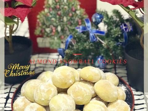 Bánh quy hạnh nhân recipe step 7 photo