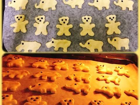 Bánh Cookie recipe step 2 photo