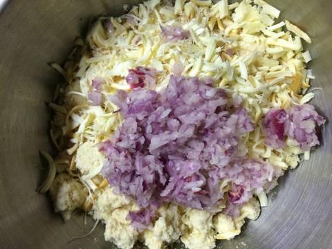 Bánh cay phô mai chiên recipe step 5 photo