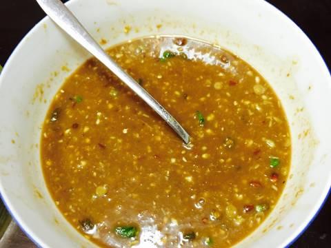 Cá đuối nhúng giấm recipe step 1 photo