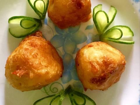 Bánh Dreamscope(khoai tây chiên) recipe step 8 photo