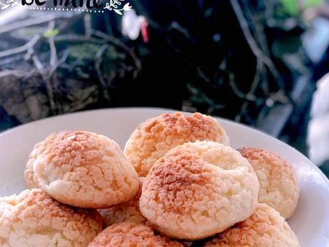 Bánh su kem vỏ giòn nhân trà sữa - Choux au craquelin bước làm 8 hình