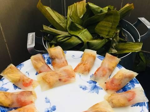 Bánh bột lọc lá chuối recipe step 7 photo