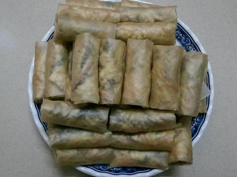 Chả Giò Sake (Món Chay) recipe step 3 photo