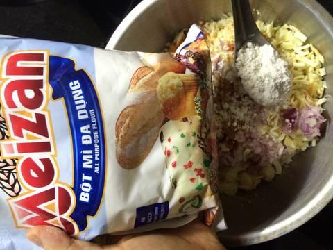 Bánh cay phô mai chiên recipe step 8 photo