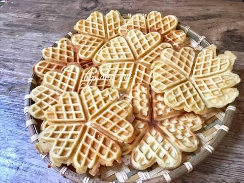 Bánh Kẹp Tổ Ong recipe step 4 photo