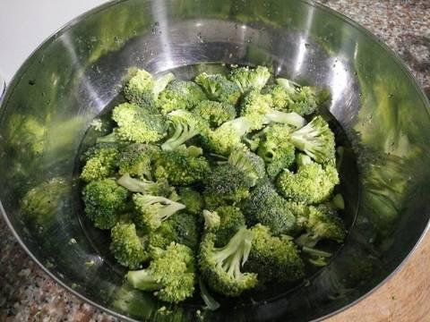 Mỳ Fusilli Với Broccoli Sốt Kem recipe step 1 photo