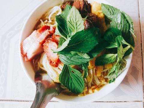 Bún cá Châu Đốc recipe step 6 photo