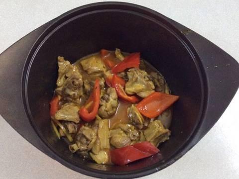 Đùi vịt làm gì với nước dừa Ba Tri? recipe step 3 photo
