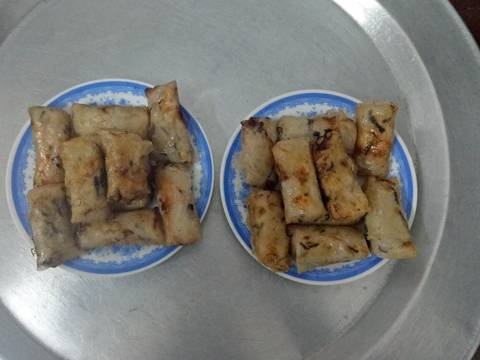 Nem nấm recipe step 5 photo