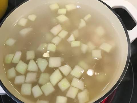 Chè bưởi thốt nốt siêu ngon dễ làm recipe step 5 photo