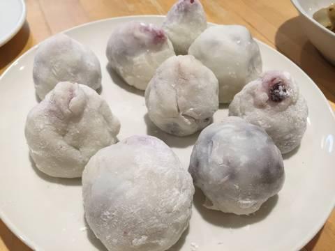 Ichigo daifuku - Bánh mochi Đại Phúc nhân dâu recipe step 7 photo