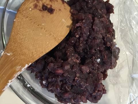 Ichigo daifuku - Bánh mochi Đại Phúc nhân dâu recipe step 1 photo