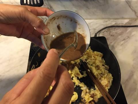 Trứng bác mắm tôm Thượng Trại recipe step 9 photo