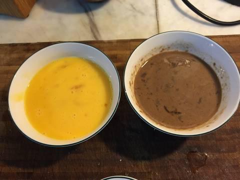 Trứng bác mắm tôm Thượng Trại recipe step 4 photo