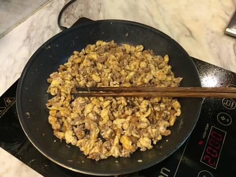 Trứng bác mắm tôm Thượng Trại recipe step 11 photo