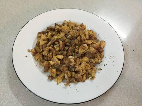 Trứng bác mắm tôm Thượng Trại recipe step 13 photo