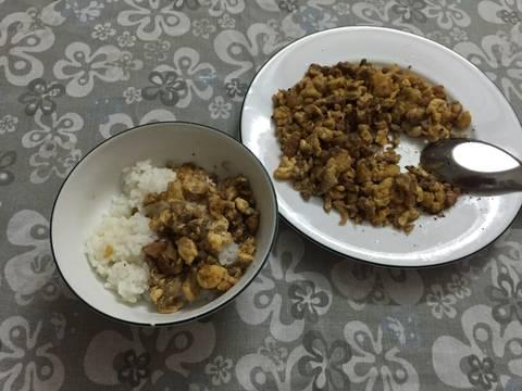 Trứng bác mắm tôm Thượng Trại recipe step 14 photo