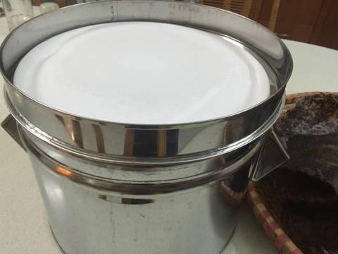 Làm bánh ướt bột gạo lứt cuốn recipe step 5 photo