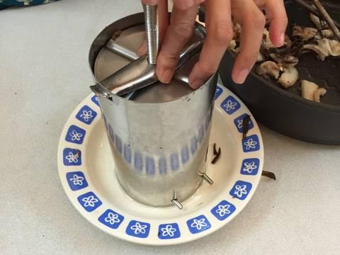 Giò thủ xào làm tại gia recipe step 6 photo