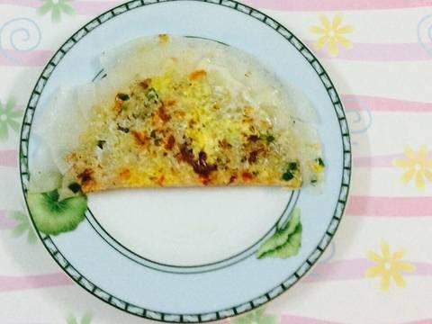 Bánh tráng nướng recipe step 7 photo