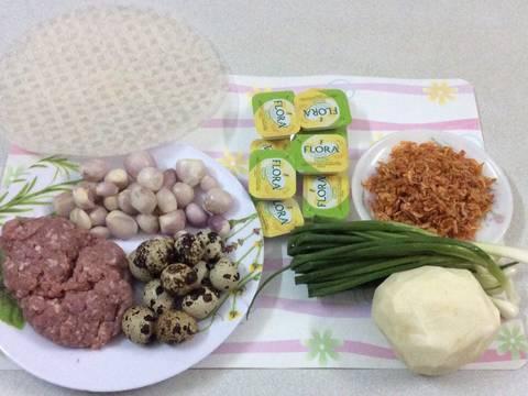 Bánh tráng nướng recipe step 1 photo
