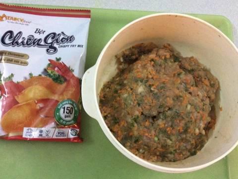 Cá Thát lát chiên rau củ recipe step 4 photo