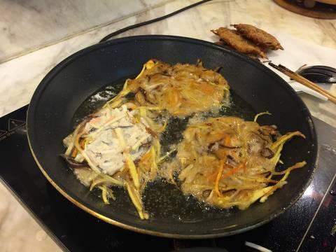 Bánh nấm thập cẩm recipe step 4 photo