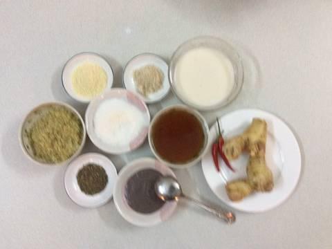 Giả cầy nấu theo cách của quê O Gái recipe step 2 photo