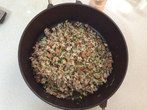 Cơm chiên gạo lức dưỡng sinh recipe step 2 photo
