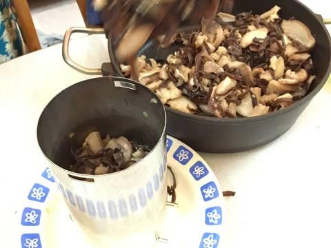 Giò thủ xào làm tại gia recipe step 5 photo
