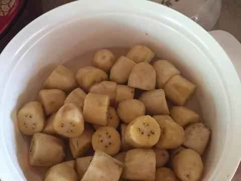 Chè Chuối recipe step 1 photo
